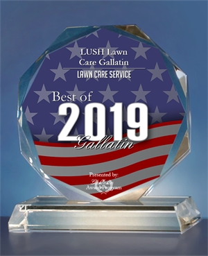 2019 Best of Gallatin Awards Lawn Service